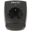 Сетевой фильтр ZIS Pilot Bit 137 (черный) - Сетевой фильтрСетевые фильтры<br>1 розетка с заземлением, защита от высоковольтных импульсов, защита от короткого замыкания.<br>