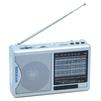 Hyundai H-PSR160 (серебристый) - РадиоприемникРадиоприемники<br>Портативный радиоприемник, FM-диапазон, AM-диапазон, SW-диапазон, тип антенны - встроенная.<br>