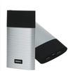 Remax Perfume 10000 mAh RPP-27 (серебристый) - Внешний аккумуляторУниверсальные внешние аккумуляторы<br>Remax Perfume 10000 mAh RPP-27 - аккумулятор емкостью 10000 мАч, максимальный ток 2.1 А, два разъема USB, переходник на micro USB, вес 206 г.<br>