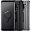 Чехол-накладка для Samsung Galaxy S9 Plus (Protective Standing Cover EF-RG965CBEGRU) (черный) - Чехол для телефонаЧехлы для мобильных телефонов<br>Чехол плотно облегает корпус телефона и гарантирует его надежную защиту от царапин и потертостей.<br>