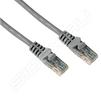 Патч-корд UTP кат.5е 0.5м (TV-COM NP511-0.5) (серый) - КабельСетевые аксессуары<br>Патч-корд UTP, категория 5е, многожильный, длина 0.5м.<br>