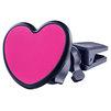 Универсальный автомобильный держатель (Perfeo PH-518-Love) (черный) - Автомобильный держатель для телефонаАвтомобильные держатели для мобильных телефонов<br>Автодержатель для смартфона до 6.5 на воздуховод, магнитный.<br>