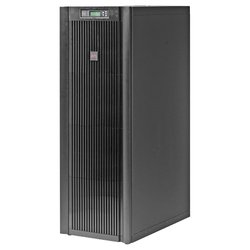 apc smart-ups vt 20kva 400v w/4 batt. modules, start-up 5x8, internal maintenance bypass