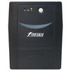 Powerman Back Pro Plus 2000 BA (черный) - Источник бесперебойного питания, ИБПИсточники бесперебойного питания<br>Интерактивный источник бесперебойного питания, 1-фазное входное напряжение, выходная мощность 2000 ВА / 1360 Вт, 2 мин работы при полной нагрузке, 10 мин работы при половинной нагрузке, выходных разъемов: 4 (с питанием от батарей - 4), интерфейсы: RS-232.<br>