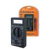 Мультиметр цифровой TDM М-830В (SQ1005-0001) - Вспомогательное оборудованиеВспомогательное оборудование<br>TDM М-830В - мультиметр цифровой, максимальное показание дисплея: 1999 (с определением полярности), метод измерения: АЦП двойного интегрирования, частота измерения сети:2-3 раза в сек, ширина раскрытия клещей: 50 мм, защита от перегрузок по току: предохранитель 250мА/250В, степень защиты: IP20, диапазон рабочих температур: от 0 до +40 C, напряжение питания: 9 В (батарея типа «КРОНА» NEDA1604, 6F22).<br>