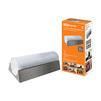 Светильник TDM НПО 101 Пирамида (серый) - Настольная лампа, ночник, светильник, люстраНастольные лампы, светильники, ночники, люстры<br>Светильник, мощность: 25 Вт, тип лампы: энергосберегающая (КЛЛ), напряжение питания: 220 В, защита от пыли и влаги: IP20, материал корпуса/плафона/арматуры: пластик/пластик, цоколь: E27. Климатическое исполнение: УХЛ4, номинальная частота: 50 Гц, сечение подключаемых проводников: 2 х 0.5 мм2, способ установки: настенно-потолочный.<br>
