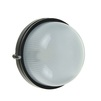 Светильник TDM НПБ1301 (черный/круг) - Настольная лампа, ночник, светильник, люстраНастольные лампы, светильники, ночники, люстры<br>Светильник, диапазон рабочих температур: от -45°С до +100°С, класс защиты от поражения электрическим током: 1, климатическое исполнение: У2, У3. Минимальное расстояние до освещаемого объекта: 0.5 м, мощность: 60 вт, номинальная частота: 50 Гц, номинальное рабочее напряжение: 220 В, сечение подключаемых проводников: 0,75-1,5 мм2, степень защиты: IP54, тип источника света: ЛОН, КЛЛ, LED. Тип цоколя: Е27.<br>