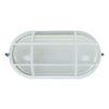 Светильник TDM НПБ1402 (белый/овал с решеткой) - Настольная лампа, ночник, светильник, люстраНастольные лампы, светильники, ночники, люстры<br>Светильник, диапазон рабочих температур: от -45°С до +100°С, класс защиты от поражения электрическим током: 1, климатическое исполнение: У2, У3. Минимальное расстояние до освещаемого объекта: 0.5 м, мощность: 60 вт, номинальная частота: 50 Гц, номинальное рабочее напряжение: 220 В, сечение подключаемых проводников: 0,75-1,5 мм2, степень защиты: IP54, тип источника света: ЛОН, КЛЛ, LED. Тип цоколя: Е27.<br>