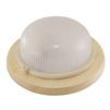 Светильник TDM НПБ1301 (сосна/круг) - Настольная лампа, ночник, светильник, люстраНастольные лампы, светильники, ночники, люстры<br>Светильник, диапазон рабочих температур: от -45°С до +100°С, класс защиты от поражения электрическим током: 1, климатическое исполнение: УХЛ4. Минимальное расстояние до освещаемого объекта: 0.5 м, мощность: 60 вт, номинальная частота: 50 Гц, номинальное рабочее напряжение: 230 В, сечение подключаемых проводников: 0,75-1,5 мм2, степень защиты: IP54, тип источника света: ЛОН, КЛЛ, LED. Тип цоколя: Е27.<br>