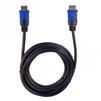 Кабель HDMI (m)-HDMI (m) 3м (Ritmix RCC-353) (черный) - HDMI кабель, переходникHDMI кабели и переходники<br>Ritmix RCC-353 - универсальный HDMI-кабель для подключения цифровых устройств, 2.0V, 30AWG, CCS, омедненный, позолоченные контакты, длина кабеля 3 м.<br>