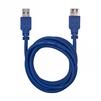 Кабель-удлинитель USB 3.0 A (m) - USB 3.0 A (f) 1.8м (Ritmix RCC-162) (синий) - Usb, hdmi кабель, переходникUSB-, HDMI-кабели, переходники<br>Ritmix RCC-162 – кабель-удлинитель для выноса USB-разъема в любое удобное место. Служит для увеличения расстояния между подключаемыми устройствами на длину кабеля. Поддерживает интерфейс USB 3.0. Медный, никелированный. Длина кабеля 1.8 м.<br>
