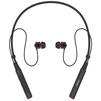 Remax RB-S6 (черный) - НаушникиНаушники<br>Remax RB-S6 - Bluetooth-наушники с микрофоном, вставные (затычки), время работы 7 ч, чувствительность 105 дБ, импеданс 16 Ом, вес 24.8 г, поддержка iPhone.<br>