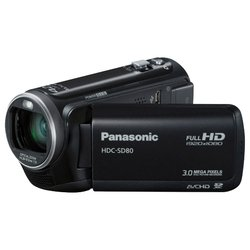 ��������� panasonic hdc-sd80