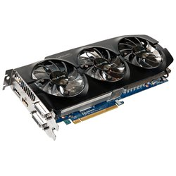 Видеокарта Gigabyte GeForce GTX 660 Ti 915Mhz, PCI-E 3.0, 3072Mb, 6008Mhz, 192 bit, 2xDVI, HDMI, HDCP RTL