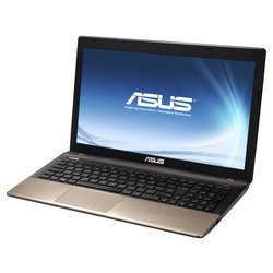 "Asus K55A 90N89A614W64225813AY (Core i5 3210M 2500 Mhz, 15.6"", 1366x768, 4096Mb, 500Gb, DVD-RW, Intel HD Graphics 4000, Wi-Fi, Bluetooth, Win 8 64)"