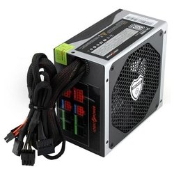 logicpower platinum series atx-550w modular connection