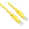Патч-корд UTP кат.5е 20м (TV-COM NP511-20M-Y) (желтый) - КабельСетевые аксессуары<br>Патч-корд UTP, категория 5е, многожильный, длина 20м.<br>