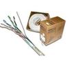 Витая пара S/FTP кат.5e 305м (Neomax NM40001) - КабельСетевые аксессуары<br>Фольгированная экранированная витая пара, кат.5e, 4 пары, одножильный (solid), материал проводника: медь, 305м.<br>