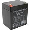 Gembird BAT-12V5AH - Батарея для ибпБатареи для ИБП<br>Батарея для UPS, напряжение питания: 12В, емкость аккумулятора: 5Ач, клеммы: F1.<br>