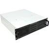Procase EB306S-B-0 (черный) - Рэковое сетевое хранилищеРэковые сетевые хранилища<br>Корпус Rackmount, без БП, отсеки: внешние 4х3.5, 6х5.25, интерфейсы 2хUSB 2.0, монтаж в 19 стойку: 3U, размеры: 484х135х521 мм, вес 8.7кг.<br>