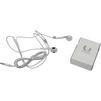 SmartBuy UTASHI Cinema SBH-870 (белый) - НаушникиНаушники<br>SmartBuy UTASHI Cinema SBH-870 - наушники с микрофоном, проводные, вставные, открытые, с регулятором громкости, динамики 12 мм, частотный диапазон наушников 20 Гц - 20 кГц, импеданс 32 Ом, чувствительность наушников 103 дБ, длина кабеля 1.2 метра. Набор 3 в 1: наушники, пластиковый чехол, раскладывающийся в подставку для смартфона.<br>