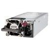 HPE 865408-B21 500W Platinum - Блок питанияБлоки питания<br>Блок питания для серверов мощностью 500 Вт, Hot-Plug, энегоэффективность 96%, входное напряжение 200 - 277V AC, 380V DC, для HPE ProLiant Gen10 и 300 серии Gen9, 680x40x225 мм.<br>