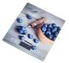 Magnit RMX-6303 - Кухонные весыКухонные весы<br>Максимальный измеряемый вес – 5 кг. Интервал измерения 1 г. Высокочувствительные сенсорные датчики давления. Автоматическое обнуление. Автоматическое отключение.<br>
