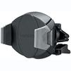 Автомобильный держатель для смартфона (Ventev 586225) (черный) - Автомобильный держатель для телефонаАвтомобильные держатели для мобильных телефонов<br>Автомобильный держатель для смартфона с функцией беспроводной зарядки.<br>
