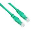 Патч-корд UTP кат.5е 10м (TV-COM NP511-10M-G) (зеленый) - КабельСетевые аксессуары<br>Патч-корд UTP, категория 5е, многожильный, длина 10м.<br>