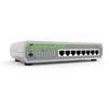 Allied Telesis AT-FS710/8-50 - МаршрутизаторМаршрутизаторы и коммутаторы<br>Неуправляемый коммутатор, порты: 8x10/100BASE-TX, таблица MAC адресов: 2К.<br>