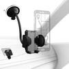 Универсальный автомобильный держатель (Hama Universal 00178291) (черный) - Автомобильный держатель для телефонаАвтомобильные держатели для мобильных телефонов<br>Держатель на лобовое стекло, на решетку вентиляции и на переднюю панель. Особенность: встроенная фоторамка для фотографий до 4.4 х 6.9 см.<br>