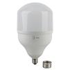 Светодиодная лампа ЭРА T160-65W-6500-E27/E40 - ЛампочкаЛампочки<br>ЭРА T160-65W-6500-E27/E40 - светодиодная промышленная лампа, диаметр: 318, индекс цветопередачи: Ra&80, напряжение: 175-265V, светоотдача: 80 Lm/W, цветовая температура: 6500K, цоколь: E27/E40, диапазон рабочих температур: - 25..+50°C, материал: стекло, пластик, металл. Световой поток: 5200 Lm, совместимость с выключателем с подсветкой: да.<br>