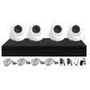 Orient XVR+4/720p - Готовый комплект видеонаблюденияГотовые комплекты видеонаблюдения<br>Набор для видеонаблюдения: регистратор AHD, 4 камеры AHD, IR 20 + БП с разветвителем + 4 видеокабеля 18 м (видео+питание).<br>
