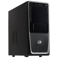 cooler master elite 311 (rc-311) 500w black/silver