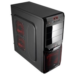 AeroCool V3X Advance Devil Red Edition Black