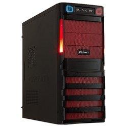 CROWN CMC-SM162 450W (черный/красный)