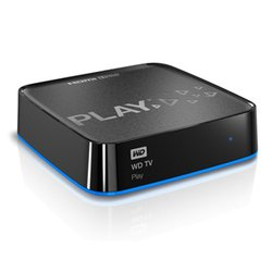WD TV Play (Western Digital WDBHZM0000NBK-EESN, WDBMBA0000NBK)