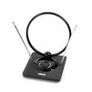 Антенна комнатная Сигнал SAI 963 - ТВ антенна, усилитель ТВ сигнала, антенна для дачиТВ антенны, усилители ТВ сигнала, антенна для дачи<br>Тип установки: комнатная, тип усиления антенны: активная, коэффициент усиления: 15-30dB, диапазон приема: ДМВ, МВ, DVB T, DVB T2, частота: МВ (87,5-230)MHz / ДМВ (470-862)MHz.<br>