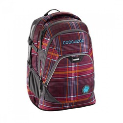 Рюкзак coocazoo jobjobber deep jungle check синий/зеленый 00124775 hp рюкзак для ноутбука 17