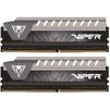 Patriot Viper4 Elite (PVE416G266C6KGY) - Память для компьютераМодули памяти<br>2 модуля памяти, объем одного модуля 8Гб, тип DDR4 DIMM, частота 2666MHz, CL16.<br>