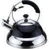 Чайник MALLONY MAL-046 - Посуда для готовкиПосуда для готовки<br>Чайник со свистком Mallony MAL-046 выполнен из долговечной и прочной стали 18/10, которая не окисляется и устойчива к коррозии. Модель имеет капсулированное дно. Объем чайника составляет 2.5 л.<br>