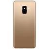 Задняя крышка со сканером отпечатка пальца для Samsung Galaxy A8 2018 SM-A530 (105965) (золотистый) - Крышка аккумулятораКрышки аккумуляторов<br>Плотно облегает корпус и гарантирует надежную защиту Вашего устройства.<br>
