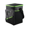 Thermos Berkley 12 Can Cooler (571137) (черный, зеленый) - Сумка холодильникСумки-холодильники<br>Сумка-холодильник, объем - 9л. Внешняя ткань сумки выполнена из устойчивого к загрязнениям материала и легка в уходе, внутренняя поверхность гигиенична и непромокаема.<br>