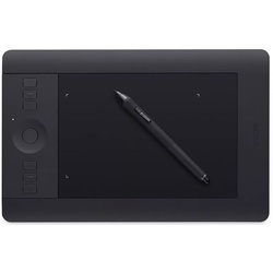 Wacom Intuos Pro PTH-451-RUPL#PAINTER2018 + OEM Corel Painter 2018 (черный)