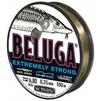 Рыболовная леска BALSAX BELUGA 100м 0.25 мм (0003789) - ЛескаЛеска рыболовная<br>Рыболовная леска BELUGA - это новая леска, которая характеризуется специфической формой и прочностью. Идеально пригодна для ловли сильных хищников. Специальная формула сополимера гарантирует супер прочность, безотказную крепость на узлах и добавочно - стойкость поверхности лески на истирание. Имеет уменьшенную растяжимость и поэтому немедленно информирует о всех прикосновениях рыбы. Она малочувствительна на повреждения и загрязнения.<br>