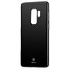 Чехол-накладка для Samsung Galaxy S9 Plus (Baseus Wing Case WISAS9P-A01) (черный) - Чехол для телефонаЧехлы для мобильных телефонов<br>Чехол обеспечит надежную защиту Вашего мобильного устройства от повреждений, загрязнений и других нежелательных воздействий.<br>