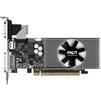 Palit GeForce GT 730 700Mhz PCI-E 2.0 2048Mb 128 bit DVI HDMI HDCP (NEAT7300HD46-2080H) RTL - ВидеокартаВидеокарты<br>Видеокарта NVIDIA GeForce GT 730, 2048 Мб видеопамяти GDDR3, частота ядра 700 МГц, разъемы DVI, HDMI, VGA, поддержка DirectX 12, OpenGL 4.5.<br>
