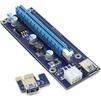 Райзер PCI-Ex1 (M)-PCI-Ex16 (F) (Espada EPCIekit) - Контроллер