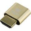 Контроллер Espada ESP-HDE-1 - АксессуарРазное<br>Цифровой эмулятор монитора HDMI для эмуляции присутствия монитора на выходе видеокарты (в том числе, применяется в фермах для майнинга).<br>