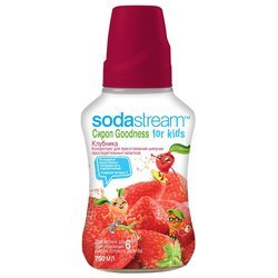 ��������� ����� ������� sodastream goodness �������� 750 �� (�� 6 � �������)